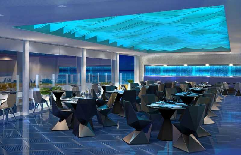 Raw - Seafood Restaurant at Temptation Resort Cancun