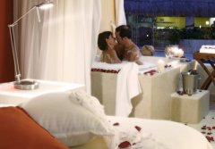 Jacuzzi Room - Temptation Resort Spa - Cancun