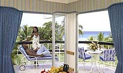 One Bedroom Deluxe Suite - Breezes Runaway Bay