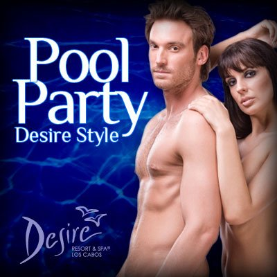 Pool Party Desire Style