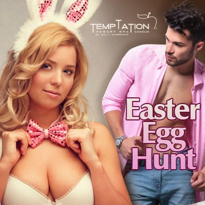 Tempting Easter Egg Hunt