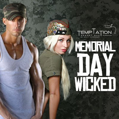 Wicked Memorial Day
