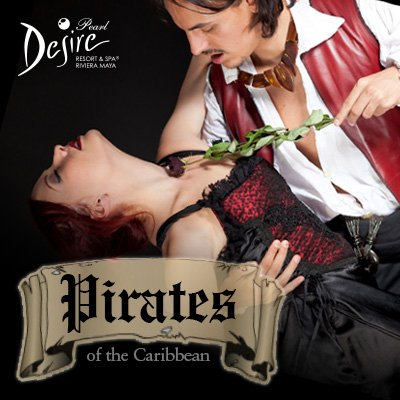 Pirates of the Caribbean with a Sexy Twist