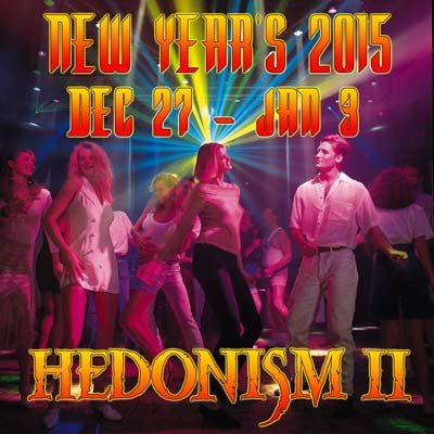 New Year's Hedo Style