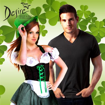 Sensual St. Patrick's Day