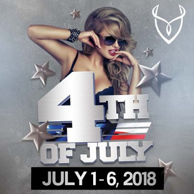 Fourth of July at Desire Riviera Maya at Desire Pearl Puerto Morelos