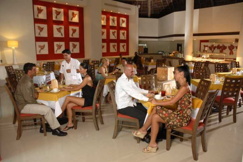 El Arrcife restuarant at Desire Resort and Spa