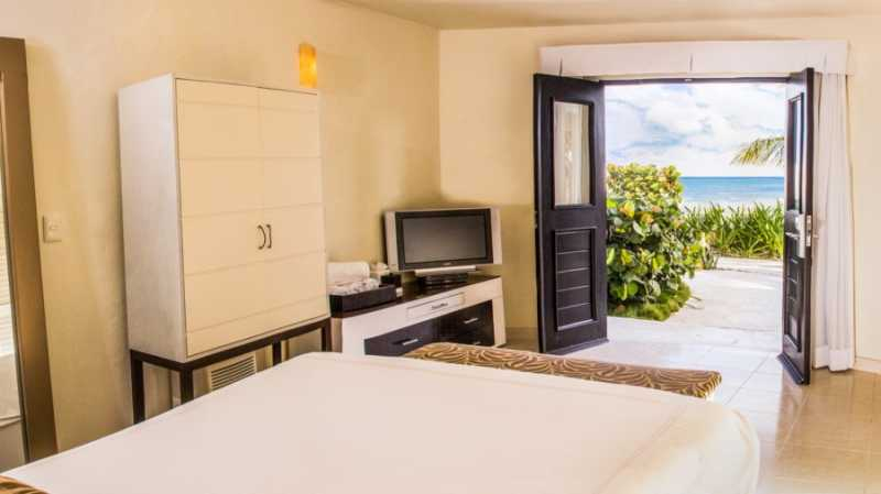 Deluxe Oceanview Room  at Desire Resort and Spa Riviera Maya