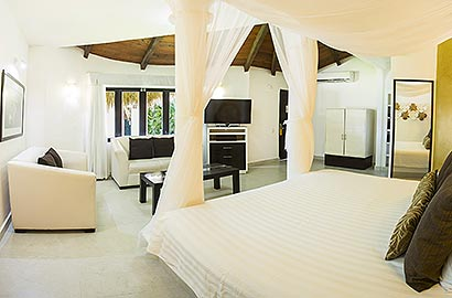 Junior Suites at Desire Resort Riviera Maya