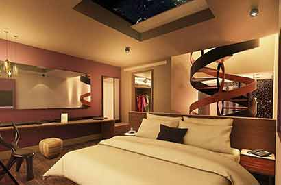 Passion Suite at Desire Resort Riviera Maya