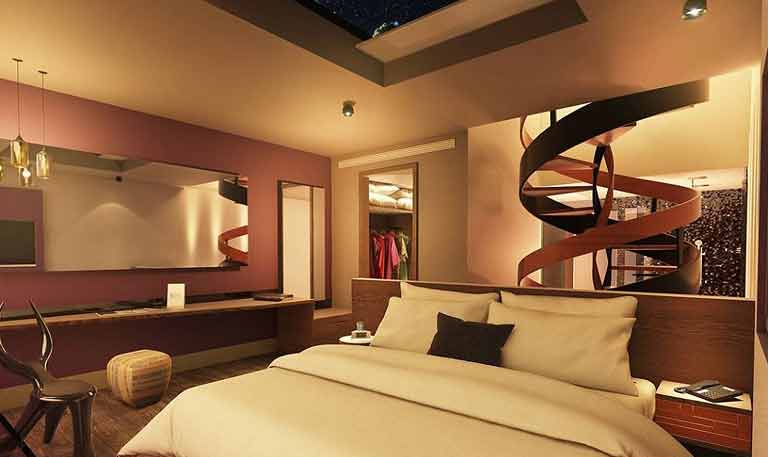 Desire Suite at Desire Resort Riviera Maya