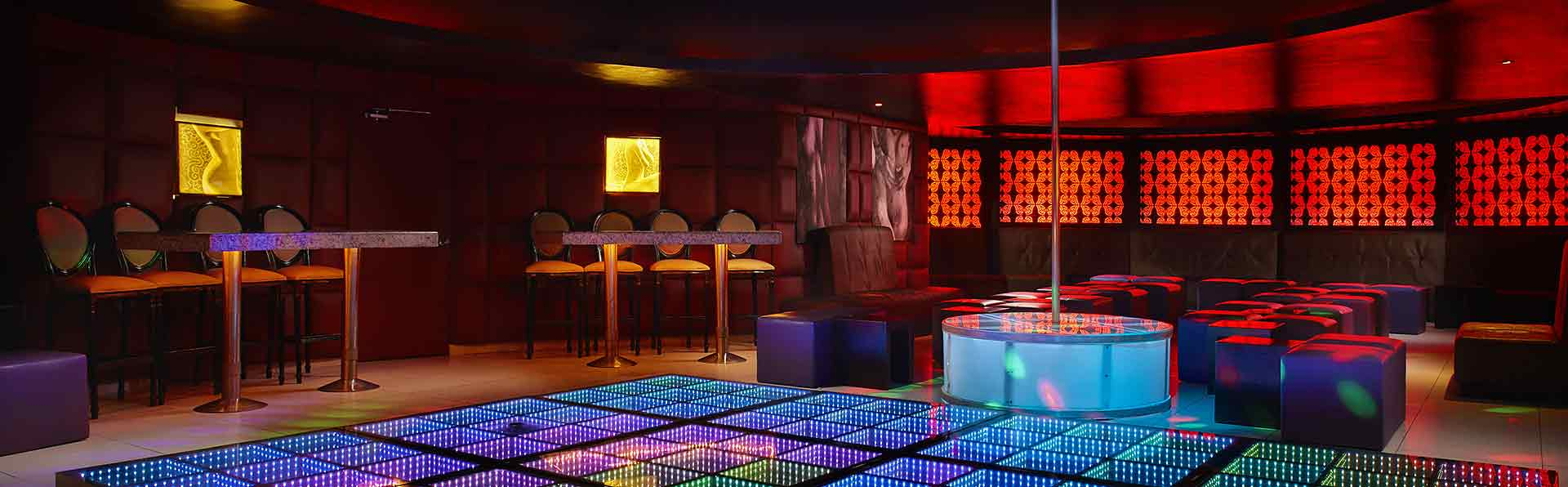 Y Night Club at Desire Resort Riviera Maya