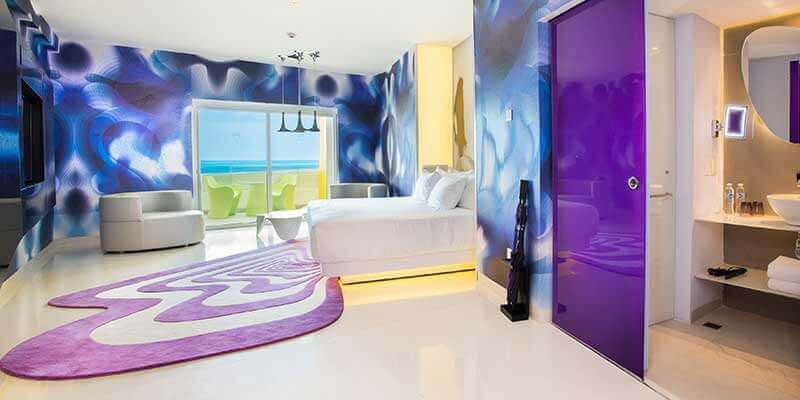 Oceanfront Lush Tower Suite
